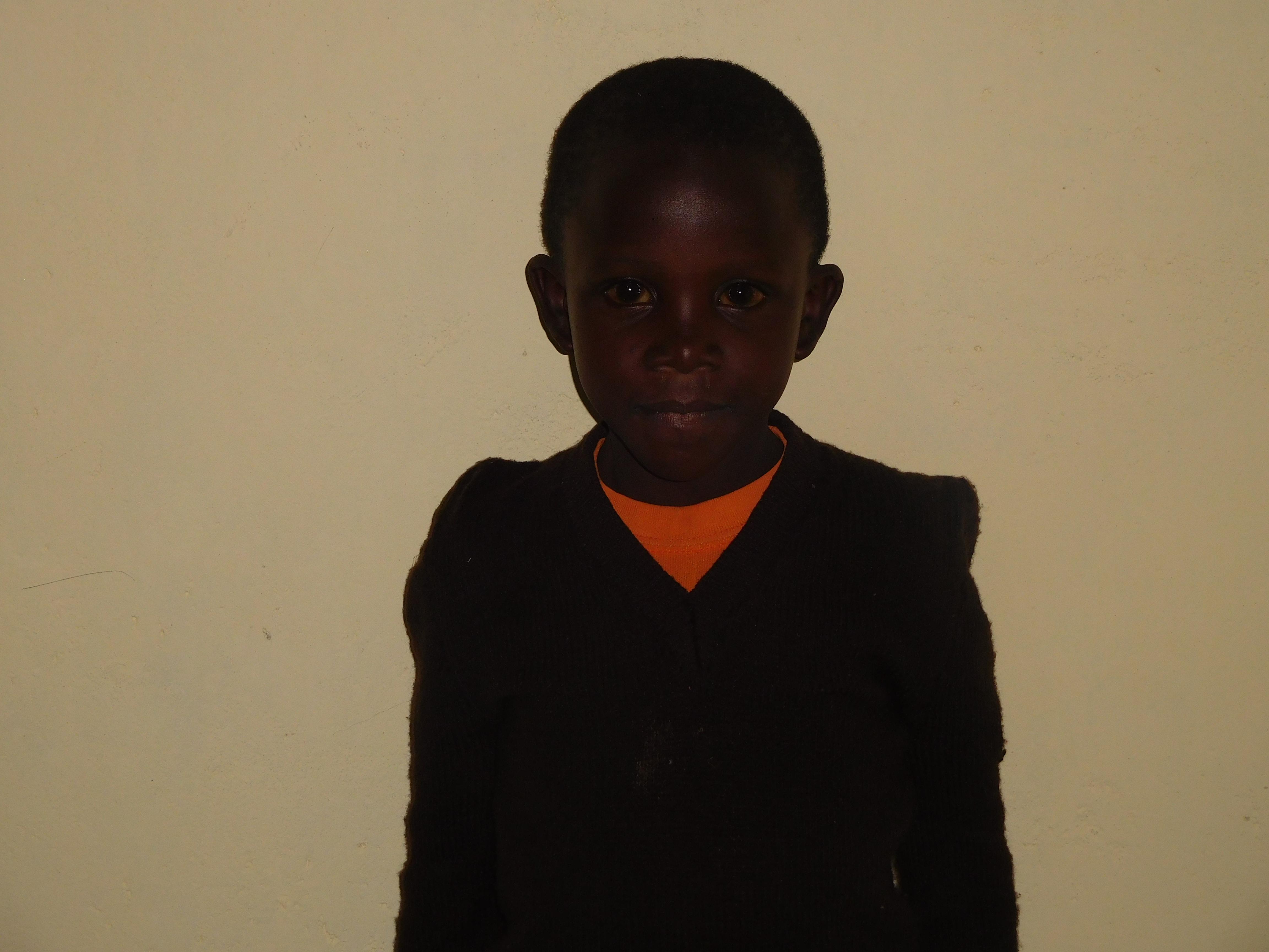 Child of God Rescue Kenyatta B.