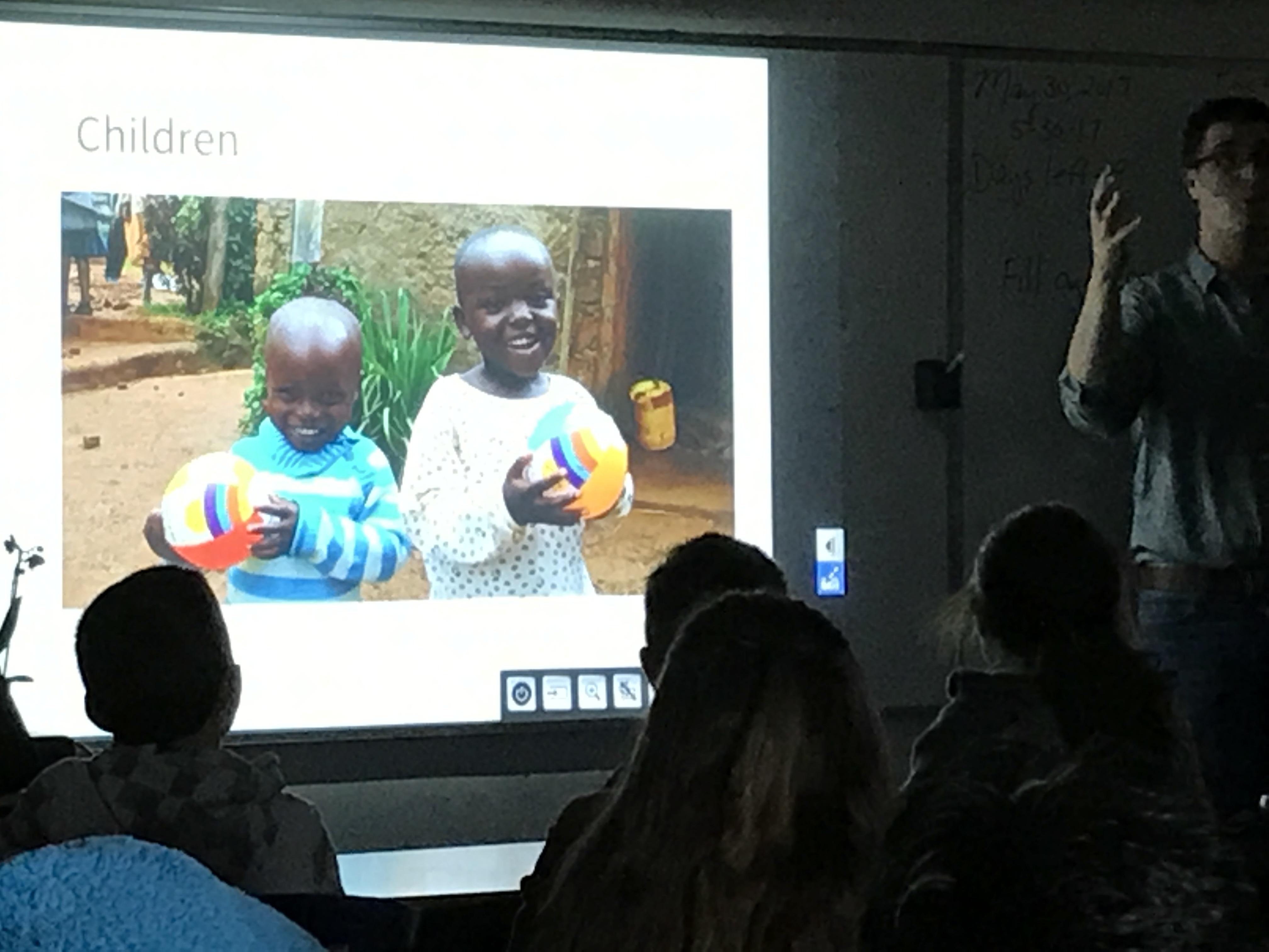 Presenting the Mbuya Mono program